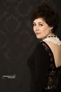 Milena Perdriel, ©LaetitiaLazizi, portrait, glamour, photographe