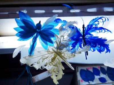Les fleurs, l'artisanat, la beauté et le glamour