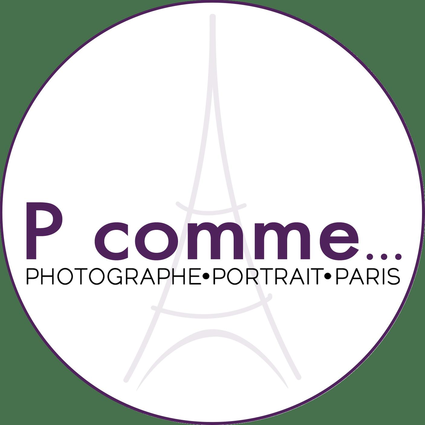 P comme Photographe Portrait Paris