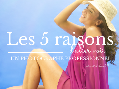 Photographe professionnel, portrait, Paris, choisir son photographe