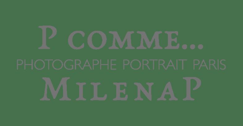 P comme... Photographe Portrait Paris